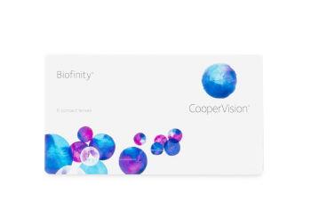 Cooper Biofinity logo